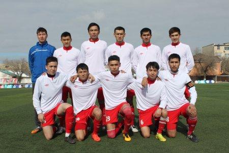«Кайсар» - «Байконур»  2-0