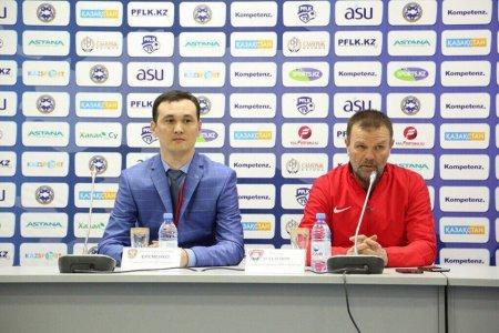 Послематчевый комментарий главного тренера «Кайсара» Стойчо Младенова.