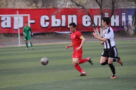 «Кайсар-U21»  – «Шахтер-U21»