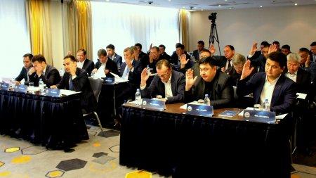 Состоялось очередное заседание Общего собрания ПФЛК