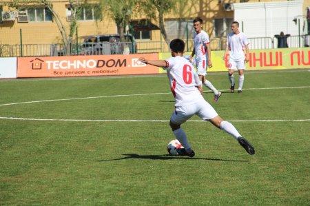 Отчет матча Байконур – Кайрат А 0:1 (0:1)