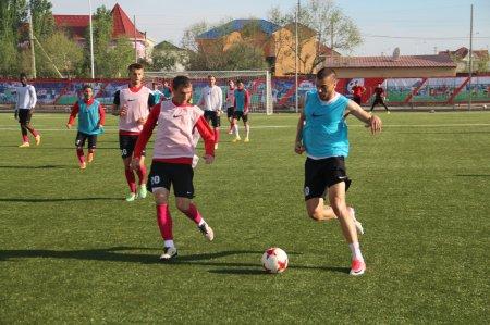 Дмитрий Евстигнеев о матче Тараз - Кайсар