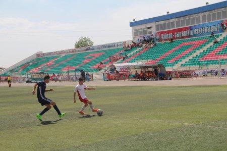 Маратұлы Медет о матче Кайсар 2002 - Ордабасы 2002 (5-4)