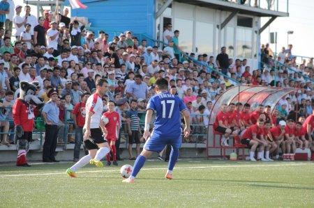 Мардан Толебек о матче Кайсар - Ордабасы 0-1 (17.06.2017)