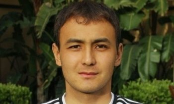 """Бауыржан Омаров игрок ФК """"Кайсар"""""""