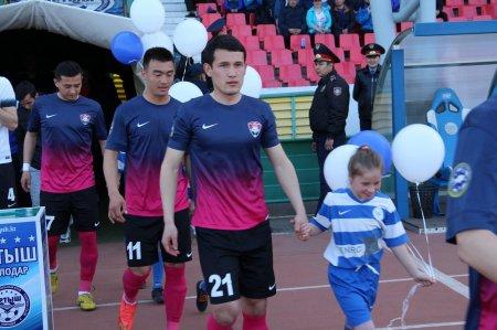 Айбол Жахаев приглашен на сборы в молодежную сборную Казахстана