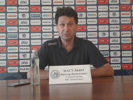 Комментарий главного тренера ФК «Окжетпес» после матча с «Кайсар»: