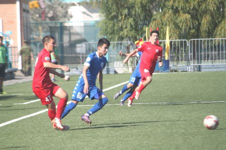 Мейиржан Менлибаев о матче Кайсар U21- Окжетпес U21 3:0