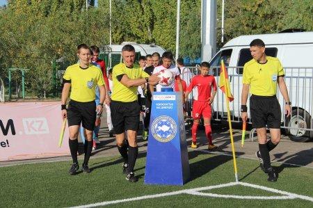 Фоторепортаж матча Кайсар - Астана