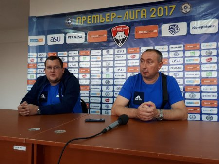 Стоилов Станимир о матче Кайсар-Астана 1:4 (18.09.2017)