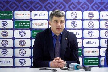 Послематчевая пресс-конференция В.Кумыкова