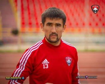 Ильяс Амирсеитов: За одну неделю мы провели две игры и одержали победы