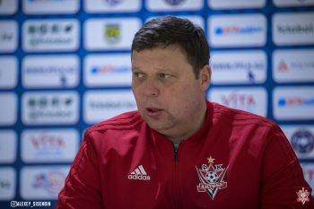 Послематчевая пресс-конференция Алексея Седнева