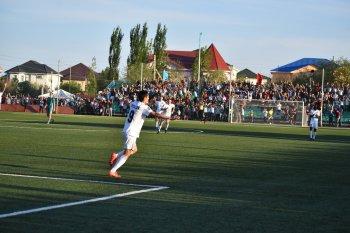 Поздравляем с дебютный голом в Премьер лиге Шохана Абзалова
