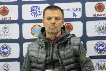 """Стойчо Младенов: """"Наши игроки поздно реагировали на передачи"""""""