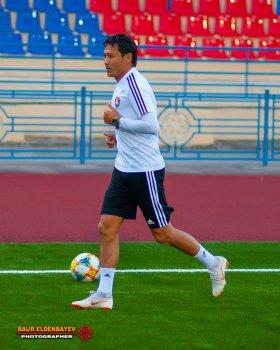 Мақсат Байжанов: Нәтиже үшін команданың және өз атымнан кешірім сұраймын