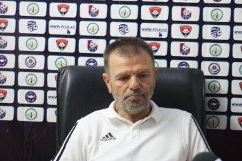 Стойчо Младенов: Ребята во втором тайме показали большую разницу по сравнению с первым таймом
