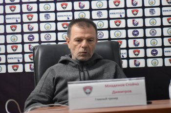 С.Младенов по матчу Кайсар-Актобе (1-3)