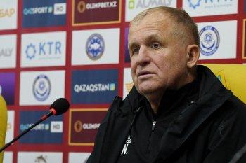 Владимир Никитенко: «Получился неплохой матч»